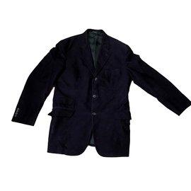 Hermès-Blazers Jackets-Purple