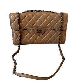 Chanel-Classique-Beige