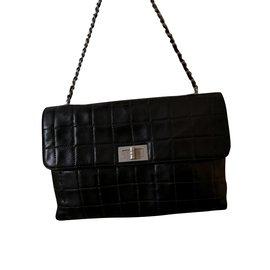 Chanel-chanel mademoiselle 2.55-Black