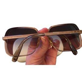 Marc Jacobs-Des lunettes de soleil-Autre