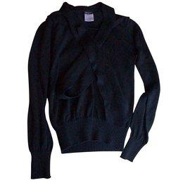 Chanel-Tricots-Noir