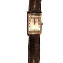 Jaeger Lecoultre-Belles montres-Argenté