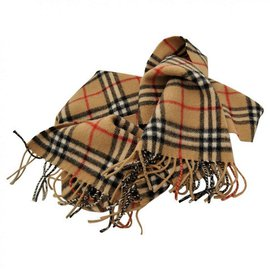 Burberry-Scarves-Beige