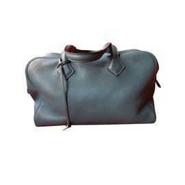 Hermès-Victoria-Bleu clair ... 906a1b754b7