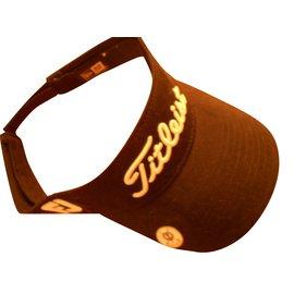 Autre Marque-Fitleist casquette de sport (golf ou tennis ) avec médaille de golf st Andrews Lines réglable de 48 à 57 cm e tour de tête-Noir