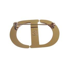 Dior-Broche Dior-Rouge