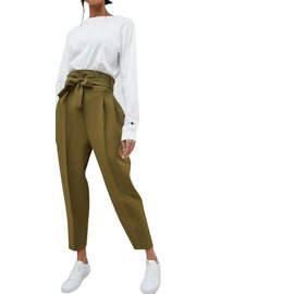 Asos-Pantalons, leggings-Vert olive