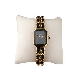 Chanel-Belles montres-Noir
