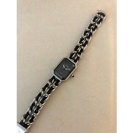 Chanel-Belles montres-Argenté