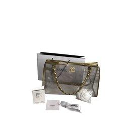 Chanel-Vinly shoulderbag-Golden