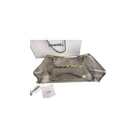 Chanel-Vinly sac à bandoulière-Doré