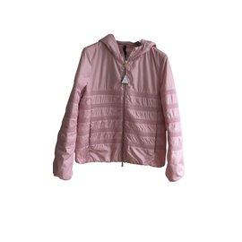 Moncler-Jackets-Pink