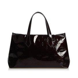 Louis Vuitton-Vernis Wilshire PM-Violet
