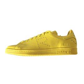 Raf Simons-Raf Simons for Adidas Stan Smith-Yellow ... 6e3bf05fc