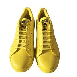 ... Raf Simons-Raf Simons for Adidas Stan Smith-Yellow 3c8d07266