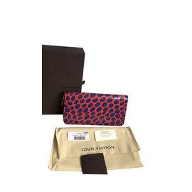 Louis Vuitton-Portefeuille jungle-Rouge