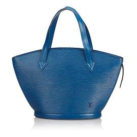 Louis Vuitton-Epi Saint Jacques PM-Bleu