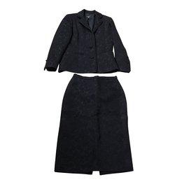 Chanel-Jupe-Noir
