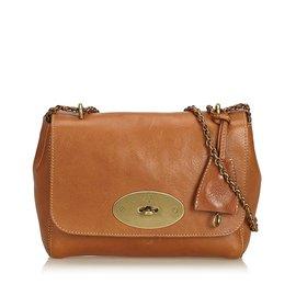 Mulberry-Leather Lily-Brown