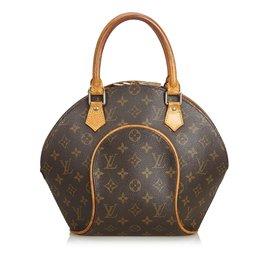 Louis Vuitton-Monogramme Ellipse PM-Marron