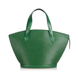 Louis Vuitton-Epi Saint Jacques PM-Vert