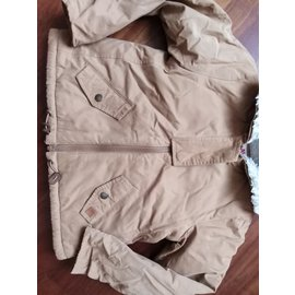 American Apparel-Jacket-Brown