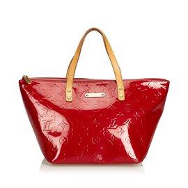 Louis Vuitton-Vernis Bellevue PM-Rouge