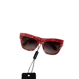 Dolce & Gabbana-Modèle Pizzo Siciliano-Rouge
