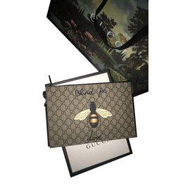 Gucci-Suprême GG-Noir,Beige