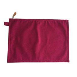 Hermès-Clutch bags-Pink