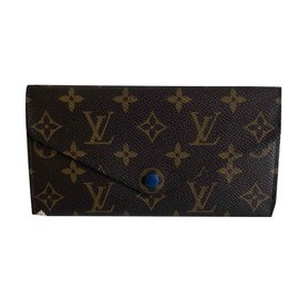 Louis Vuitton-Portefeuille Josephine-Marron