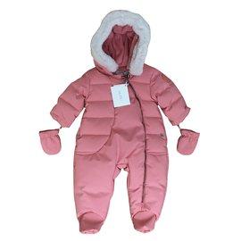 Baby Dior-Winter jumpsuit babydior 3 months old-Pink ... 5daaf3579522