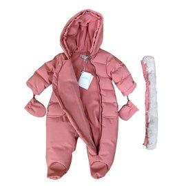 Baby Dior-Combinaison hiver babydior 3 mois-Rose