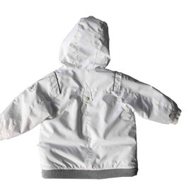 Baby Dior-Manteaux de garçon-Blanc