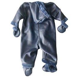 Baby Dior-Manteaux de garçon-Bleu