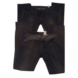 Armani Jeans-jeans-Noir