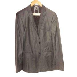 Karl Lagerfeld-Suits-Dark grey