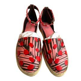 Louis Vuitton-Sandales Palmsprings-Multicolore