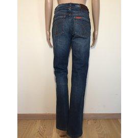 Calvin Klein-jeans-Bleu