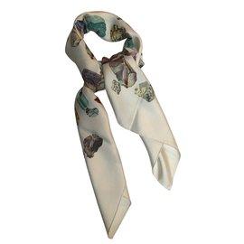 Hermès-Minéraux-Blanc cassé