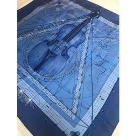 Hermès-La musique des sphères-Bleu