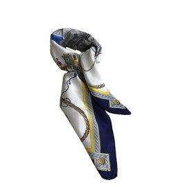 Hermès-Poste aux lettres-Bleu Marine