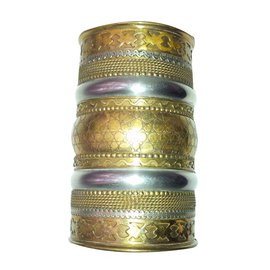 Autre Marque-Bracelets-Argenté,Doré
