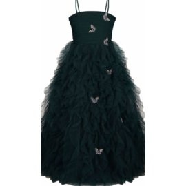 Autre Marque-Dresses-Dark green