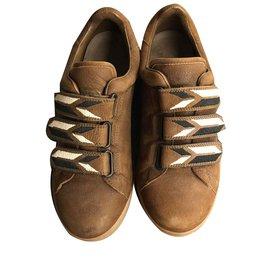 Jerome Dreyfuss-Sneakers-Beige