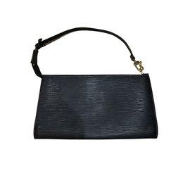 Louis Vuitton-Louis Vuitton Pochette Accessoires-Noir