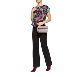 Emporio Armani-Pantalons, leggings-Noir
