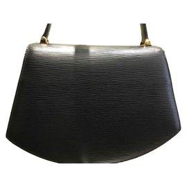 Louis Vuitton-Porté épaule-Noir
