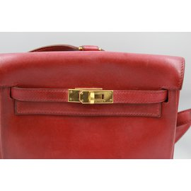 Hermès-Kelly a dos-Rouge