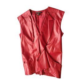 Louis Vuitton-Tops-Red